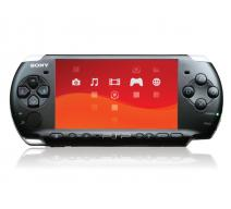 PSP Slim & Lite 3001 черная (c Wi-Fi)