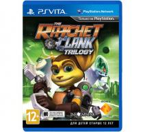 Ratchet & Clank Trilogy (PS Vita)