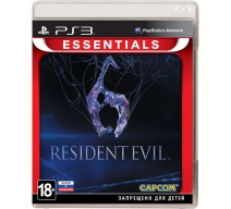 Resident Evil 6. Essentials (PS3)