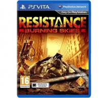 Resistance Burning Skies (PS Vita)