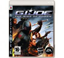 G.I. Joe The Rise Of Cobra (PS3)