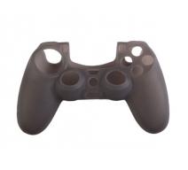 Силиконовый чехол для Dualshock 4 (Серый)