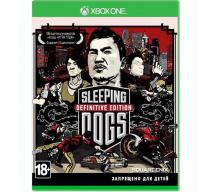 Sleeping Dogs. Definitive Edition (Xbox One)