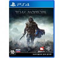 Средиземье Тени Мордора (PS4)
