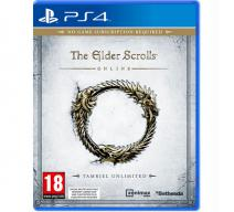 The Elder Scroll's Online. Tamriel Unlimited (PS4)