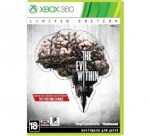 The Evil Within. Limited Edition (Xbox 360)