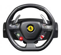 Руль с педалями Thrustmaster Ferrari 458 Italia (Xbox 360)
