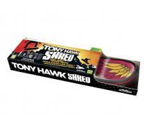 Скейт + Игра Tony Hawk: Shred (Xbox 360)