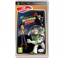 История игрушек: Большой побег (PSP)