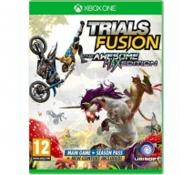 Trials Fusion: The Awesome. Max Edition (Xbox One)