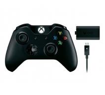 Беспроводной геймпад + Play and Charge Kit (Xbox One)