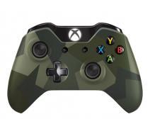 Беспроводной геймпад камуфляжный (Xbox One)