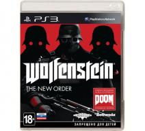 Wolfenstein: The New Orden (PS3)