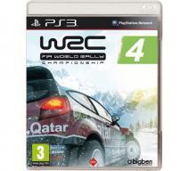 WRC FIA World Rally Championship 4 (PS3)
