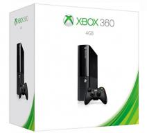 Xbox 360 Slim E (4GB) Black
