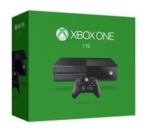 Xbox One 1Tb черный