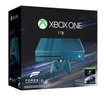 Xbox One 1Tb лимитированный с игрой «Forza Motorsport 6»