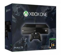 Xbox One 500Gb черный с игрой «Halo. The Master Chief Collection»