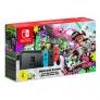 Nintendo Switch (неоновый красный/неоновый синий) с игрой «Splatoon 2»