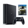 Playstation 4 1Tb Slim черная (CUH-2008B) с игрой «Call Of Duty: Infinite Warfare»