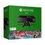 Xbox One 500Gb черный с игрой «The LEGO Movie Videogame»