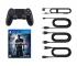 Playstation 4 500Gb черная (CUH-1208A) с игрой «Uncharted 4: Путь вора»